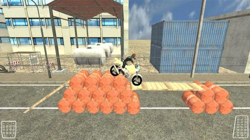 Motorbike stuntman screenshot 3
