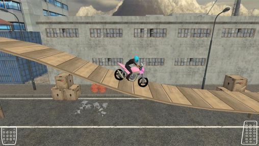 Motorbike stuntman screenshot 4