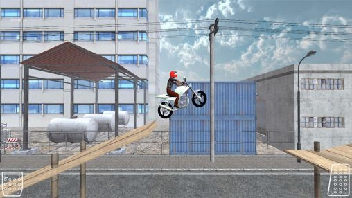 Motorbike stuntman screenshot 5