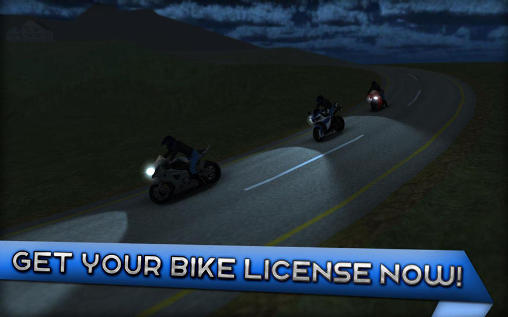 Screenshots do Motorcycle driving school - Perigoso para tablet e celular Android.