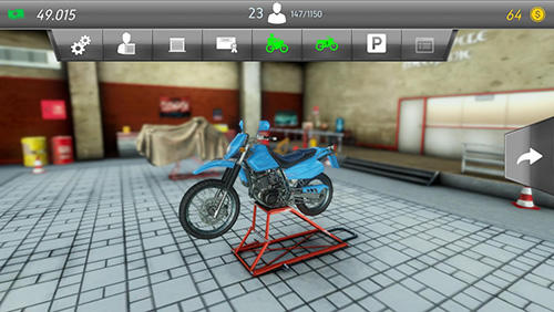 玩安卓版Motorcycle mechanic simulator。免费下载游戏。