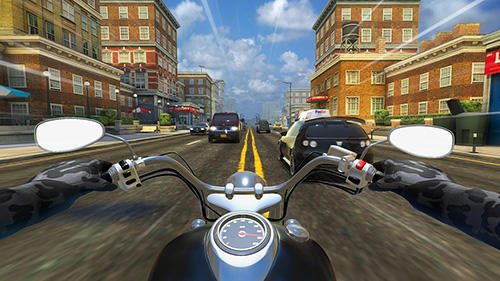 Screenshots do Motorcycle rider - Perigoso para tablet e celular Android.