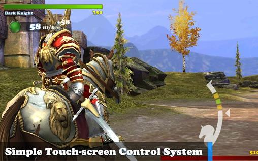 Mount and spear: Heroic knights screenshot 3