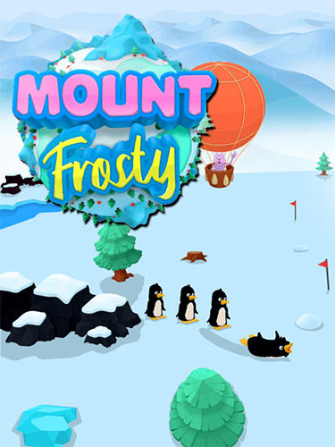 Mount frosty poster