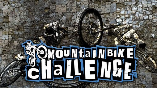 Mountain bike challenge poster