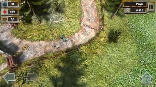 Mountain bike challenge screenshot 2