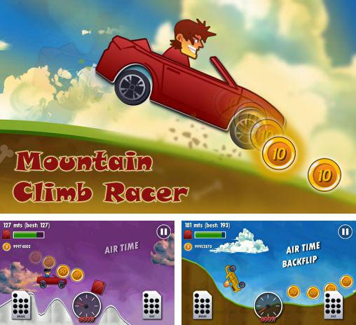 In addition to the game Car transporter for Android phones and tablets, you can also download Mountain climb racer for free.