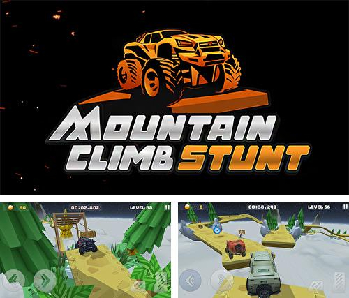 Mountain climb: Stunt