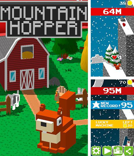 In addition to the game Robby rush for Android phones and tablets, you can also download Mountain hopper: Farm pets for free.