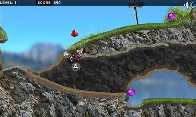 Download Mountain Moto Android free game.