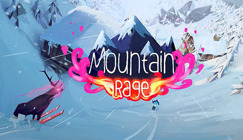 Mountain rage poster