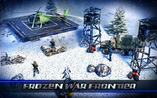 Скачати Mountain sniper 3D: Frozen frontier. Mountain sniper killer 3D на Андроїд безкоштовно.