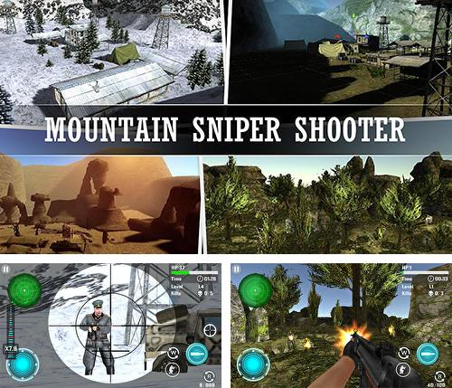 In addition to the game Tiny Balls for Android phones and tablets, you can also download Mountain sniper shooting for free.