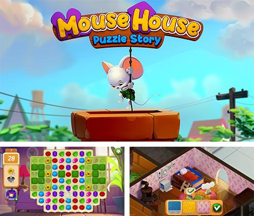 Mouse house: Puzzle story