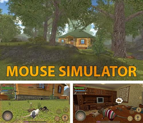 In addition to the game Mouse simulator for Android, you can download other free Android games for Assistant AP-755G.