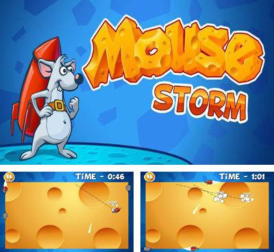 In addition to the game Spawn Wars 2 for Android phones and tablets, you can also download Mouse Storm for free.