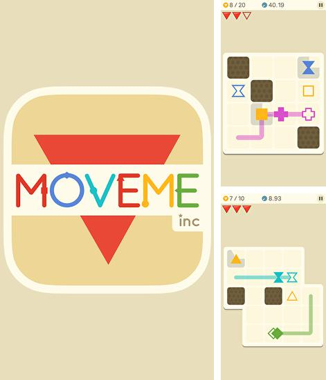 In addition to the game T.H.I.S. for Android phones and tablets, you can also download Moveme inc for free.