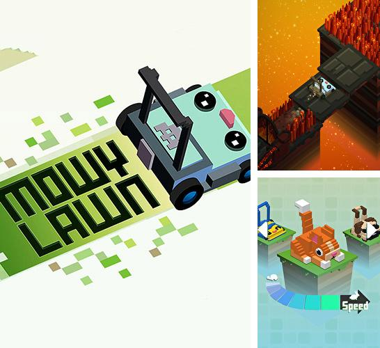 In addition to the game Run gun sports for Android phones and tablets, you can also download Mowy lawn for free.