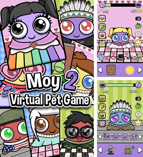 Moy 2: Virtual pet game