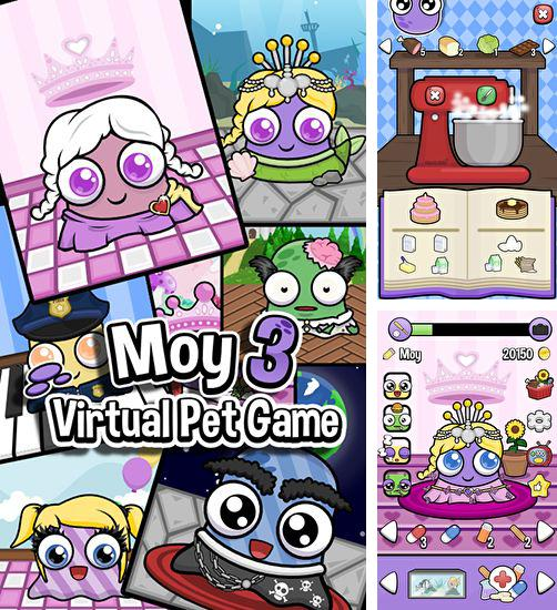 Moy 3: Virtual pet game