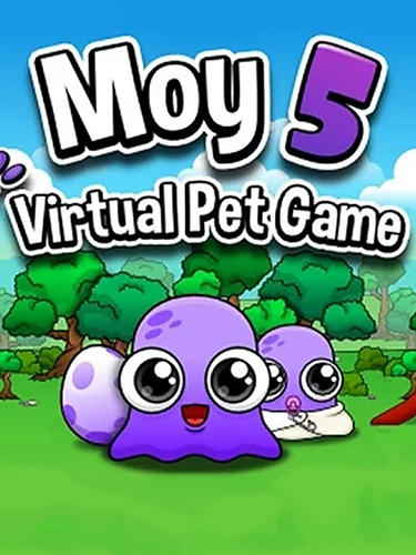 Moy 5: Virtual pet game обложка