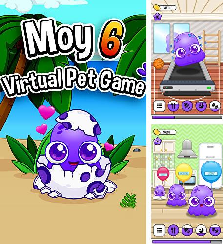 Moy 6: The virtual pet game
