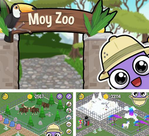 In addition to the game Moy zoo for Android, you can download other free Android games for Fly IQ434 ERA Nano 5.