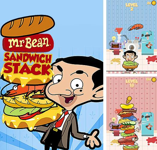 Mr. Bean: Sandwich stack