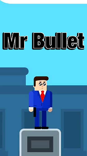 Mr Bullet: Spy puzzles poster