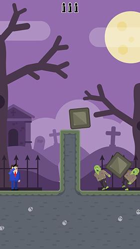 Mr Bullet: Spy puzzles screenshot 1