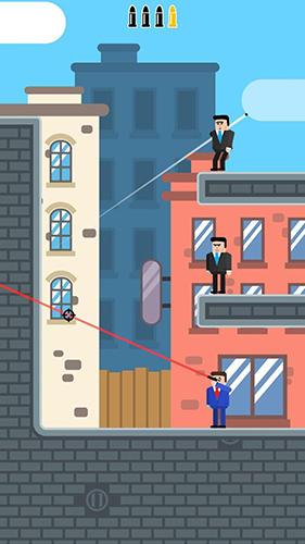 Mr Bullet: Spy puzzles screenshot 2