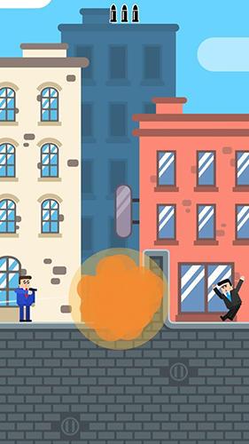 Mr Bullet: Spy puzzles screenshot 3