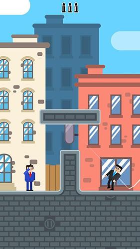 Mr Bullet: Spy puzzles screenshot 5