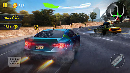 Mr. Car drifting: 2019 popular fun highway racing screenshot 2
