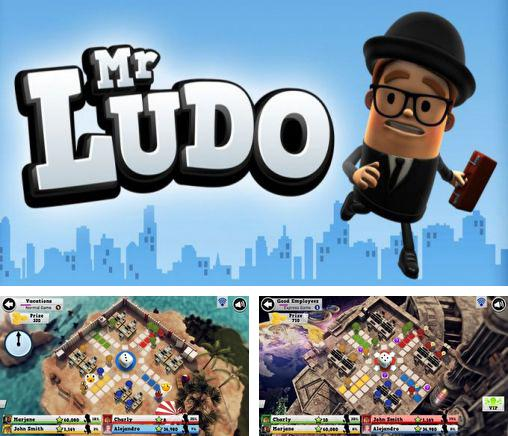 In addition to the game Bingo World for Android phones and tablets, you can also download Mr. Ludo for free.