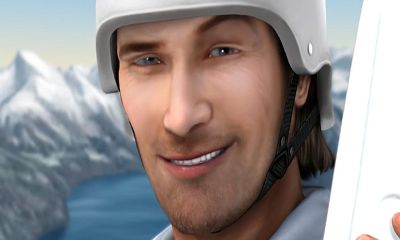 Stickman Snowboarder screenshot 1