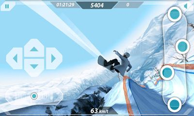Stickman Snowboarder screenshot 3