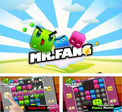 In addition to the game Patientia for Android phones and tablets, you can also download Mr.Fang for free.