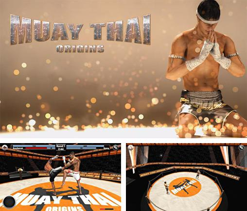 In addition to the game EA sports: UFC for Android phones and tablets, you can also download Muay thai: Fighting origins for free.