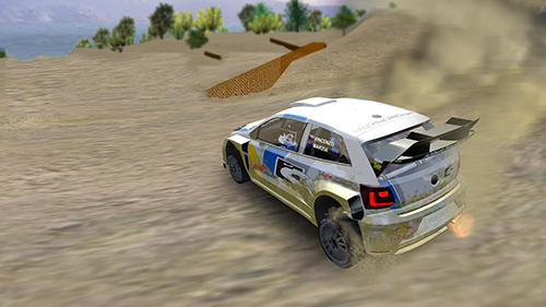 Screenshots of the M.U.D. Rally racing for Android tablet, phone.