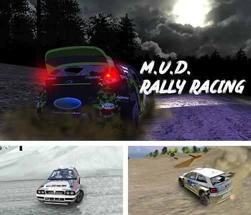 In addition to the game Angry truck canyon hill race for Android phones and tablets, you can also download M.U.D. Rally racing for free.