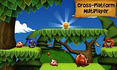 Screenshots von Muffin Knight für Android-Tablet, Smartphone.