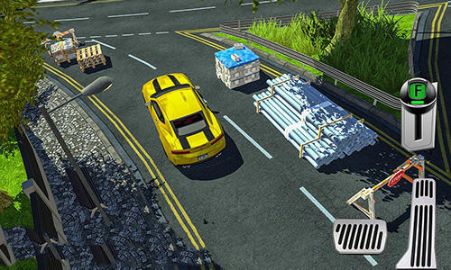 Multi floor garage driver screenshot 3