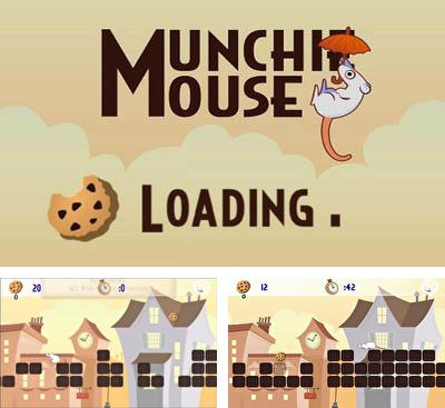 In addition to the game Ivory Tower Defenders for Android phones and tablets, you can also download Munchie Mouse for free.