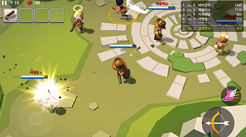 Munchkin.io: Battle royal screenshot 2