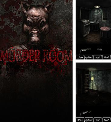 In addition to the game The abandoned school for Android phones and tablets, you can also download Murder Room for free.