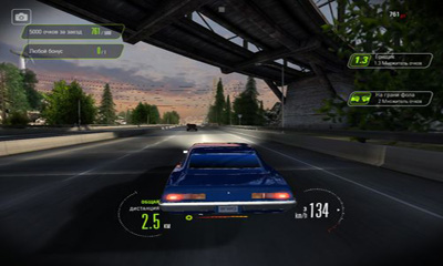 Screenshots of the Muscle run for Android tablet, phone.