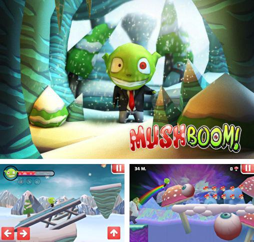 In addition to the game Cordy for Android phones and tablets, you can also download Mushboom for free.