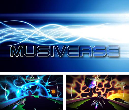In addition to the game Dropchord for Android phones and tablets, you can also download Musiverse for free.