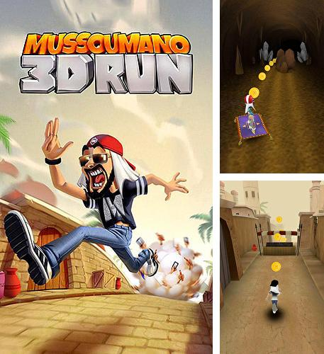 Mussoumano 3D run